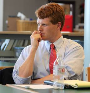 Joe Kennedy STEM tour
